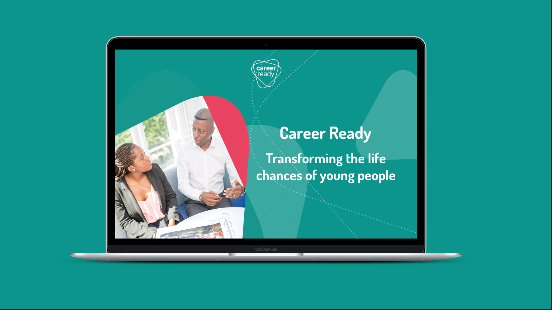 Career Ready Laptop Image